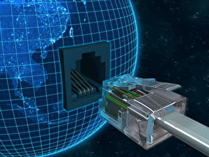 Photo Internet Planets computersconnectivity