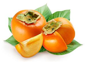 Bilder Kaki Nahaufnahme Lebensmittel