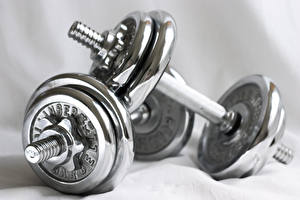 Wallpaper Fitness Closeup Dumbbell 2 athletic