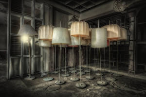 Wallpapers Room Lamp