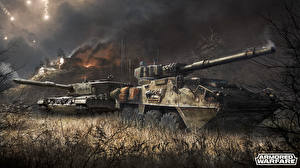 Images Armored Warfare Tanks APC Leopard 2 Two Leopard 2 vdeo game