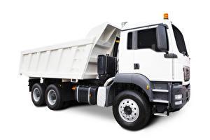 Photo Trucks White Cars
