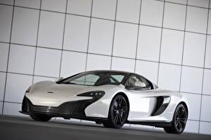 Fotos McLaren Tuning Weiß Metallisch 2015 650S Spider Al Sahara 79 by MSO auto