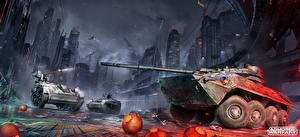 Image Armored Warfare Armoured personnel carrier Infantry fighting vehicle vdeo game