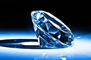 Fotos Großansicht Brillant diamond gemstone color brightness Natur