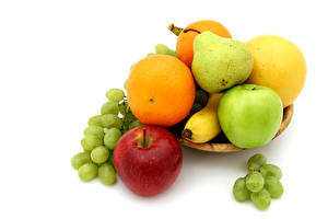 Picture Fruit Orange fruit Apples Pears Grapes