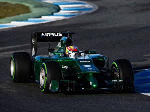 Fotos Formel 1 Caterham ct05 sport formula 1 Sport Autos