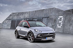 Hintergrundbilder Opel 2015 Adam Rocks S