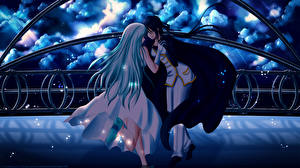 Image Dress Guy Two darkheartknight Anime Girls