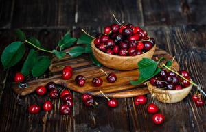 Hintergrundbilder Kirsche Viel Blattwerk Ast Lebensmittel