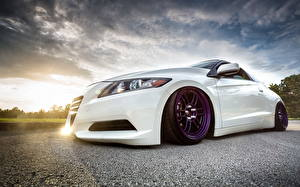 Images Honda Tuning White Headlights cr-z Cars
