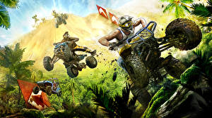 Wallpaper Helmet Mad Riders vdeo game Cars Sport