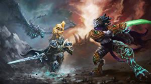 Hintergrundbilder DOTA 2 Spiele