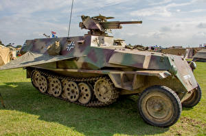Image Armoured personnel carrier