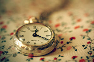 Pictures Clock Pocket watch Closeup