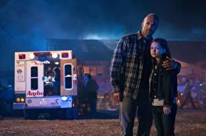 Images Jason Statham Little girls Homefront Izabela Vidovic Movies Celebrities