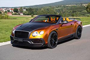 Hintergrundbilder Bentley Luxus Cabrio 2015 Mansory Continental GTC Autos