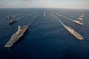 Photo Ship Aircraft carrier