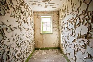 Photo Interior Room Window Old Walls