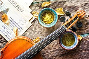 Hintergrundbilder Violine Brief