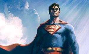 Bakgrunnsbilder Supermann helten Malte Superhelter
