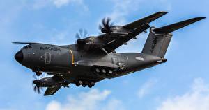 Hintergrundbilder Flugzeuge Transportflugzeuge A400M