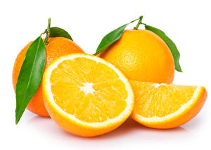 Image Citrus Orange fruit Closeup Food