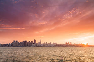 Fotos Küste Haus USA Ozean San Francisco