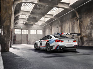 Pictures BMW Back view 2015 M6 GT3 F13 auto