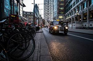 Photo Street Bicycles Cities