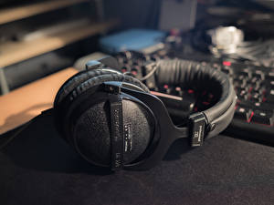 Wallpapers Closeup Headphones Canford Audio DT770