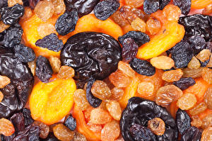 Photo Fruit Plums Figs Apricot Prunes Dried apricot Dried fruit Food