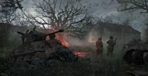 Bilder Panzer Soldaten M4 Sherman Padded M4 Sherman Heer