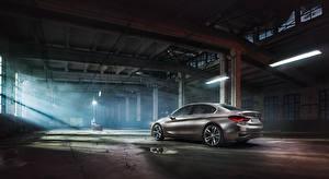 Picture BMW Rays of light Sedan Compact Sedan automobile