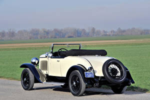 Fotos Chrysler Retro Hinten Roadster 1929 Chrysler Series 75 Roadster