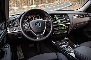 Pictures Salons BMW X3 F25 automobile