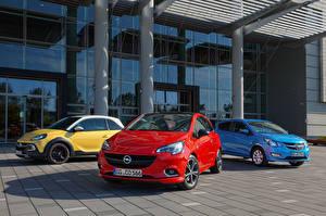 Hintergrundbilder Opel Drei 3 Metallisch