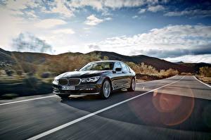 Image Sky BMW Motion 2015 730d G11 Cars