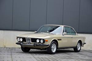 Image BMW Vintage 1968-1971 BMW 2800 CS (E9) automobile