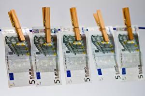 Bilder Geld Geldscheine Euro 5