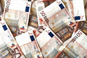 Bilder Geld Papiergeld Euro 50