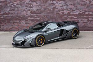 Bilder McLaren Tuning Graue Luxus 2015 FAB Design McLaren 650S Autos