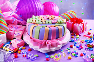 Picture Sweets Cakes Holidays Birthday Gifts Food
