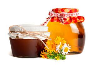 Images Honey Matricaria Jar 2 Food