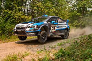 Hintergrundbilder Subaru Tuning Rallye 2015 WRX STI America