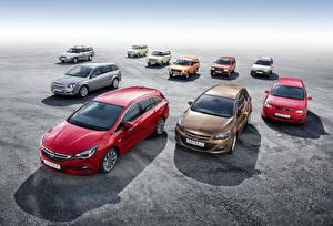 Fotos Opel Viel Autos