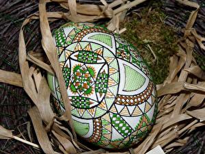 Bilder Feiertage Ostern Großansicht Eier Design