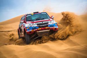 Bilder Opel Fahrzeugtuning Sand Bewegung 2012 Opel Antara Dakar auto