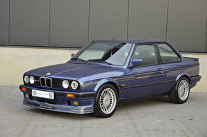 Pictures BMW Antique Metallic 1987-1992 Alpina B3 2.7 Coupe (E30) Cars