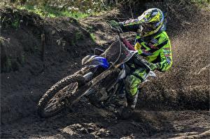 Image Motocross Mud Helmet Sport Motorcycles